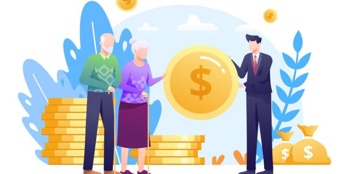 年金の受取開始時期によって年金額が変わる