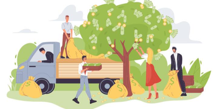 初心者にもおすすめの不労所得を作る方法ランキング