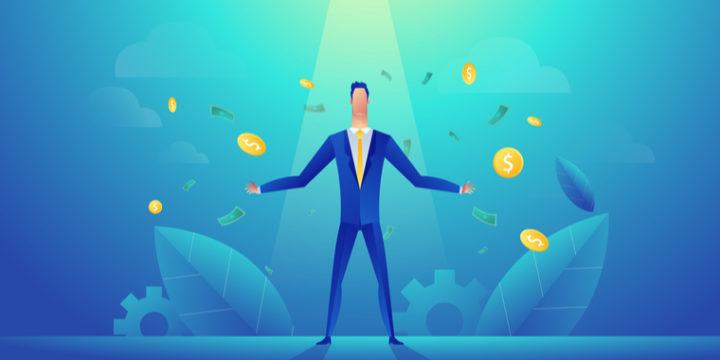 業界相場はライフライン・金融・保険・ITが強い!