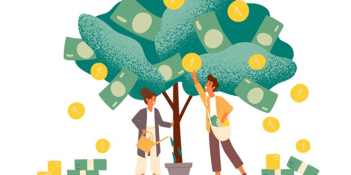 貯金の増やし方【収入アップ編】投資や副業に挑戦する