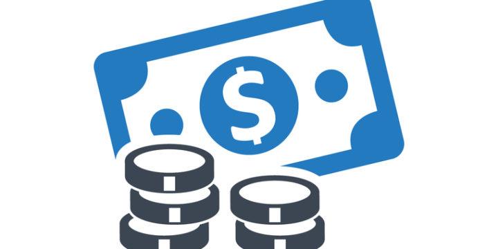 20代の男女別の平均収入は男性344万円、女性288万円
