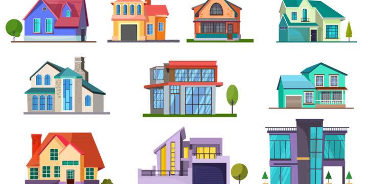 家を買ったほうが平均貯金額は高い傾向にある