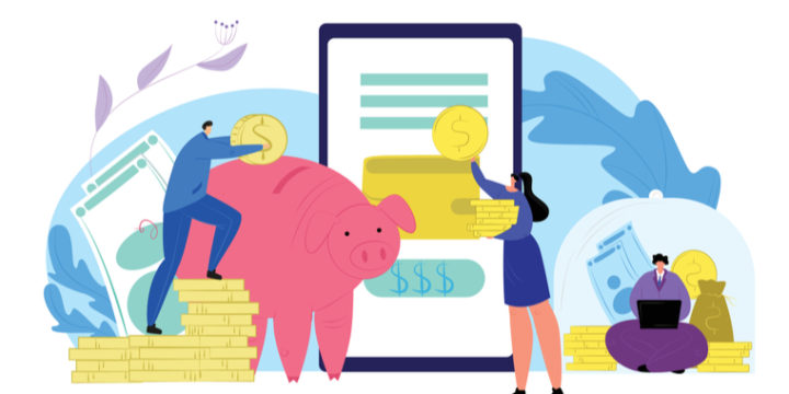 おすすめの貯金方法は「貯金の自動化」
