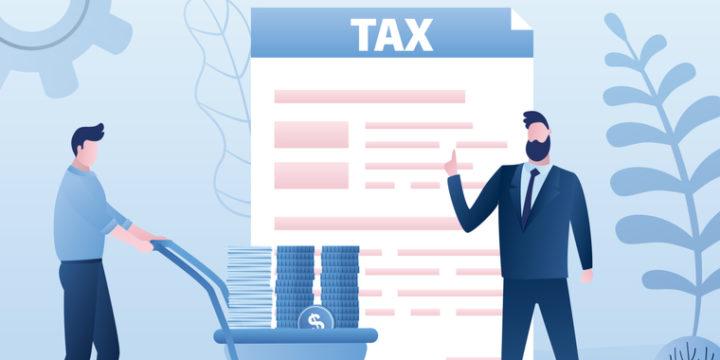 法人税の計算手順