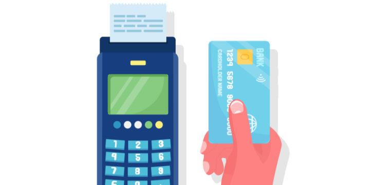 クレジットカードも対象