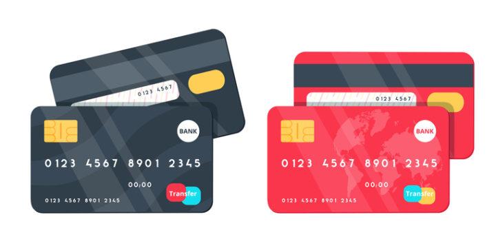 クレジットカードの平均保有枚数はどれくらい?